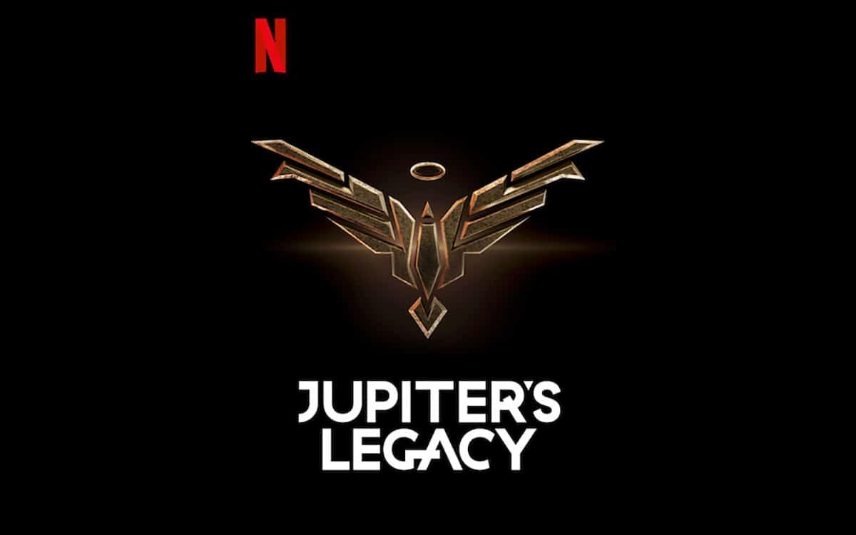 Jupiter's Legacy Netflix Logo