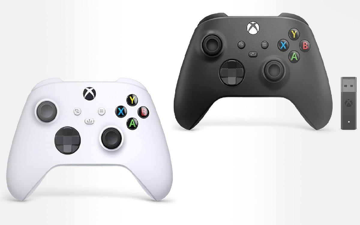 Manettes Xbox Series X
