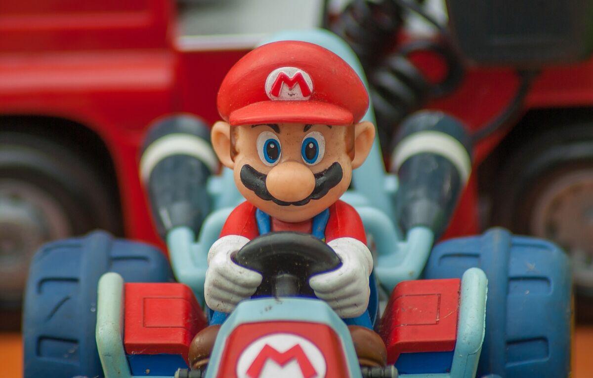 Télécharger Mario Kart Tour