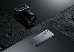 OnePlus 9 Pro avec une caméra Hasselblad