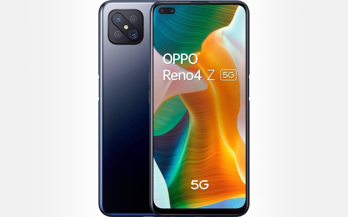 Oppo Reno4 Z en promotion chez Sosh