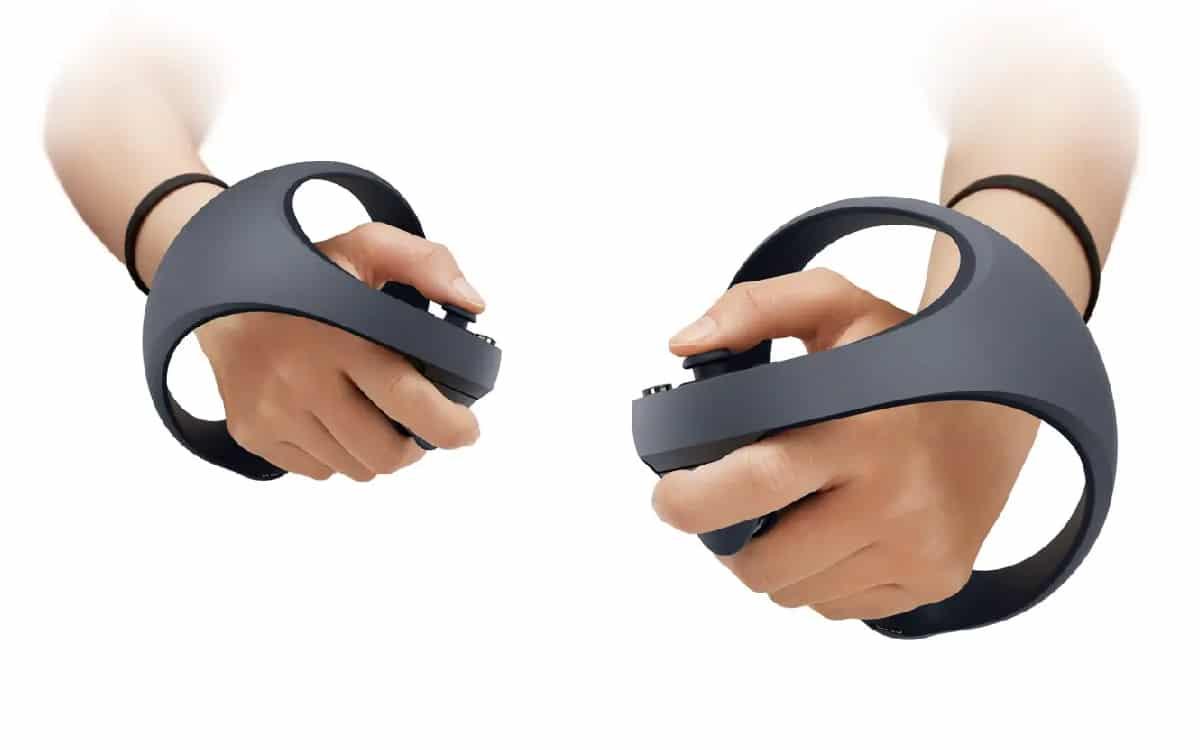PS5 manettes VR