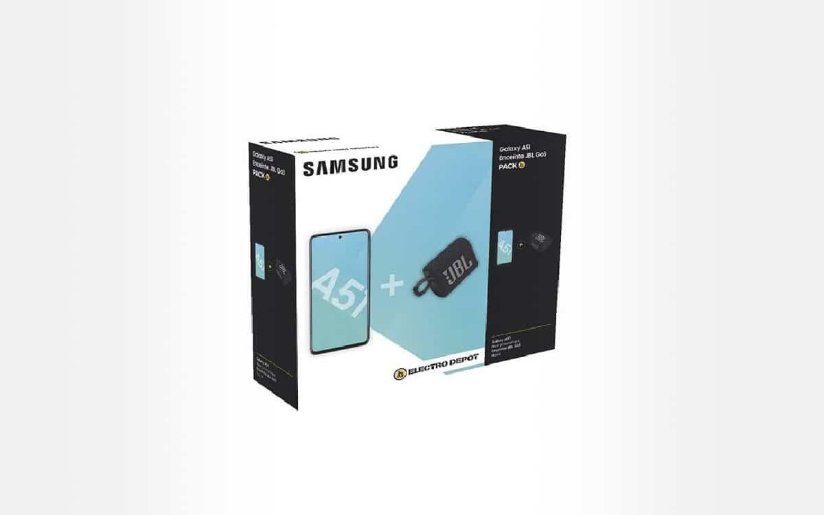 Pack Galaxy A51