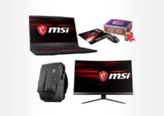 Pack Gamer MSI
