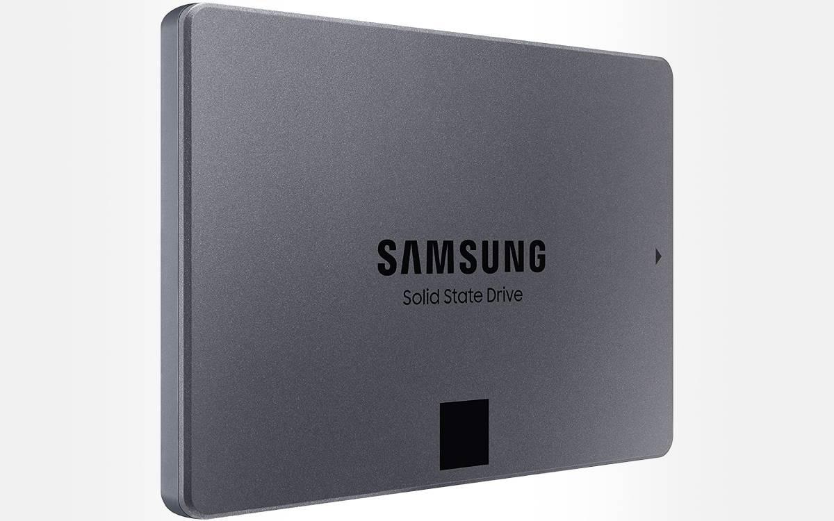 Samsung 870 QVO 1 To pas cher