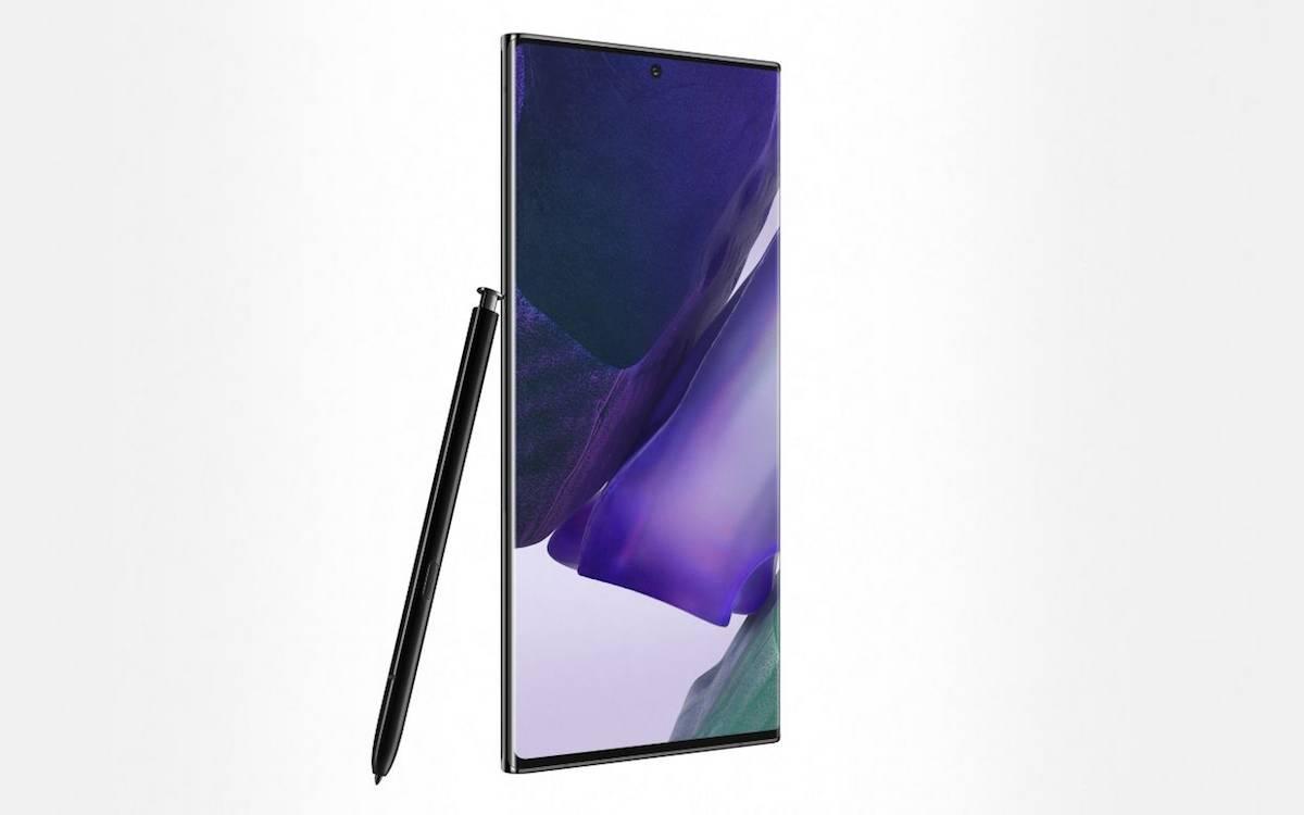 Samsung Galaxy Note 20 Ultra en promotion