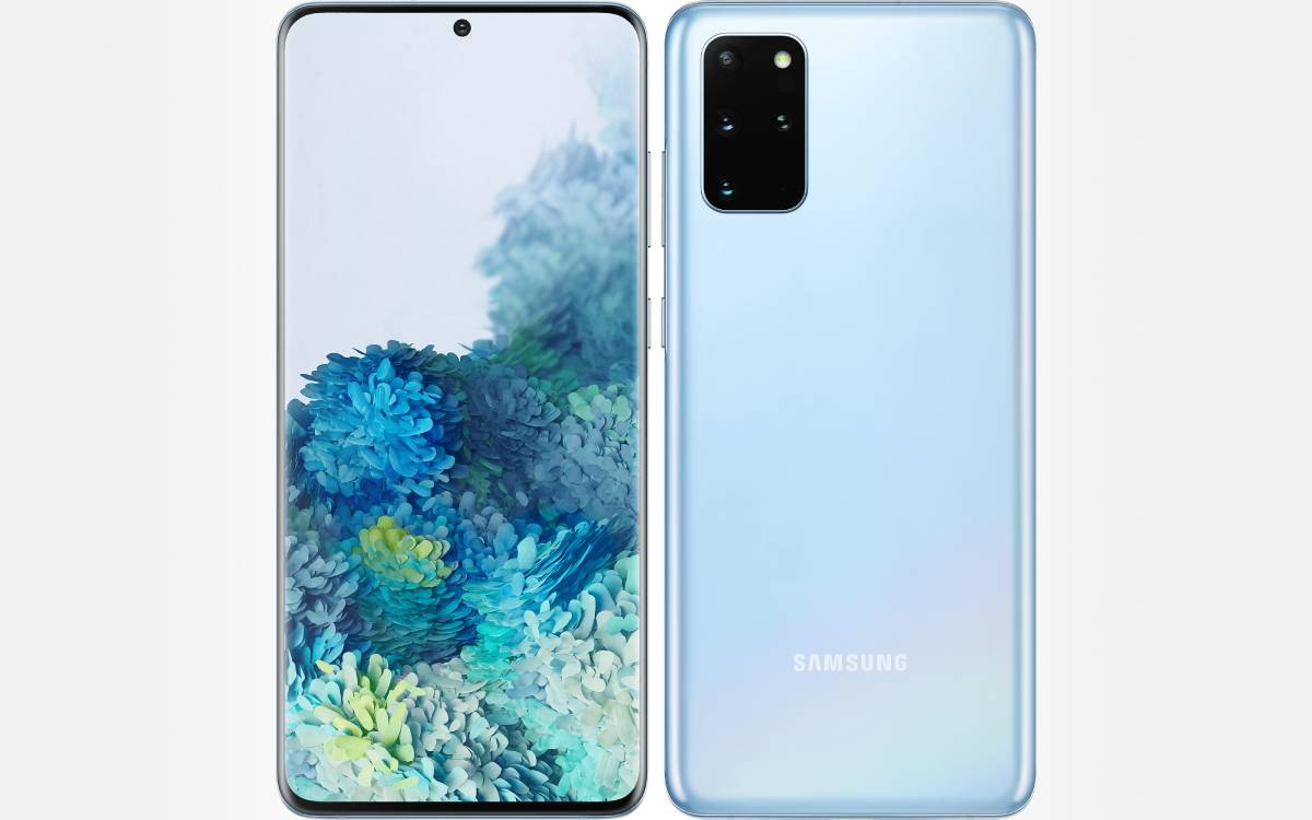 Samsung Galaxy S20 Plus en promotion