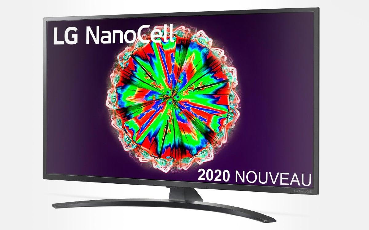 TV LED Nanocell LG 43NANO79
