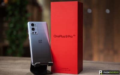 Test OnePlus 9