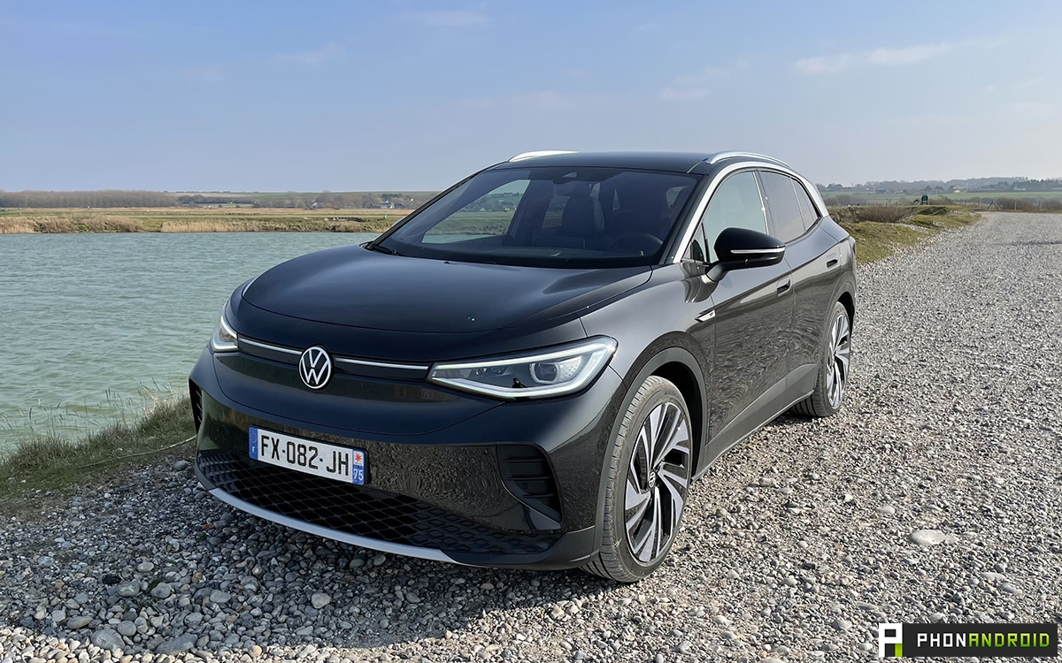 Test Volkswagen ID.4