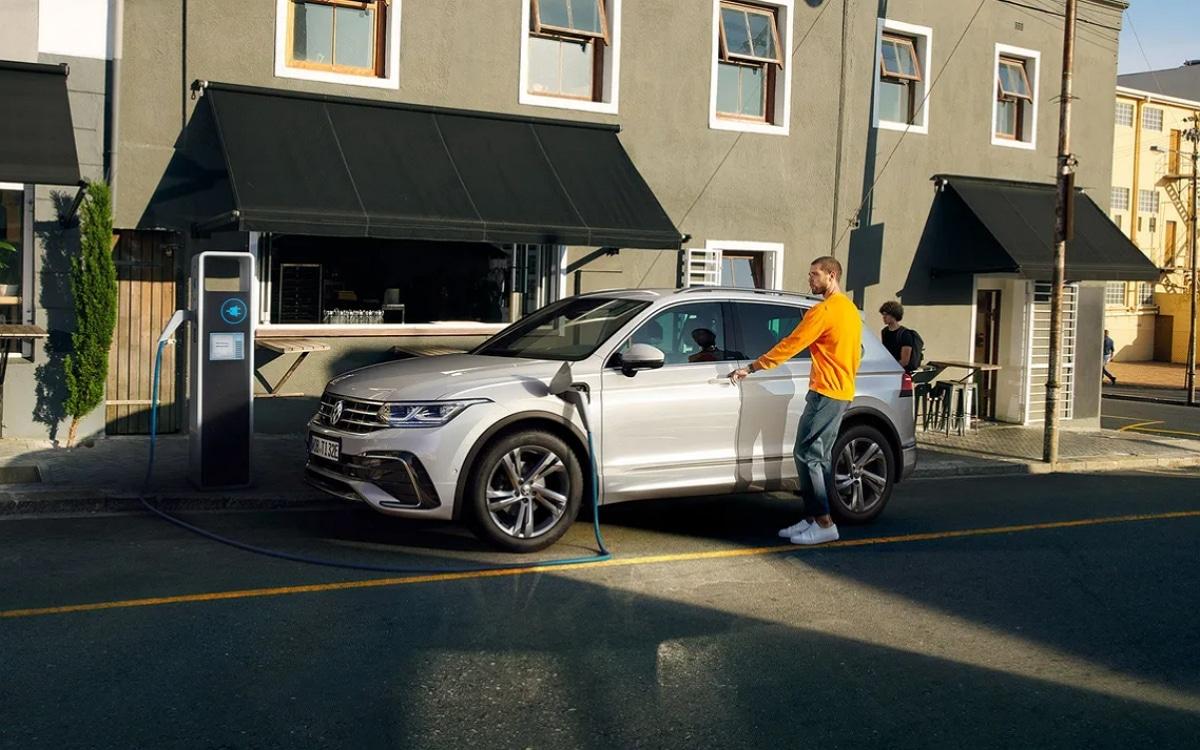 Volkswagen Tiguan Hybride Rechargeable