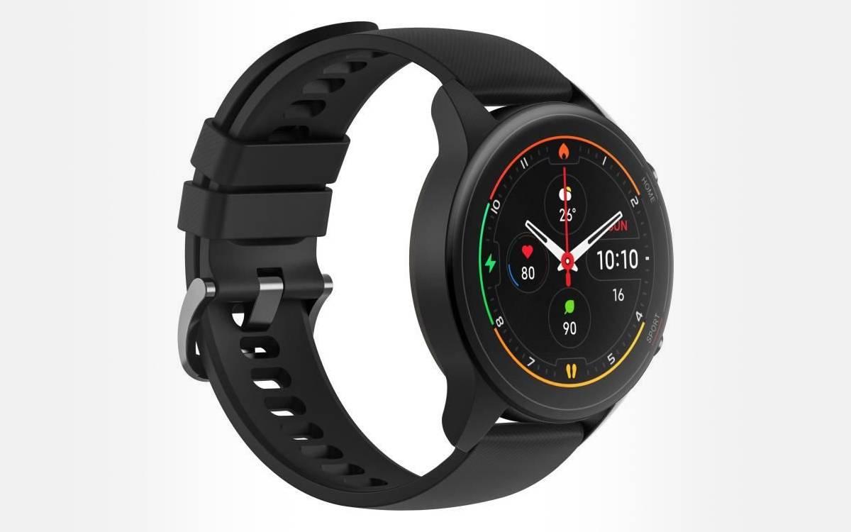 Xiaomi Mi Watch en promotion chez Cdiscount