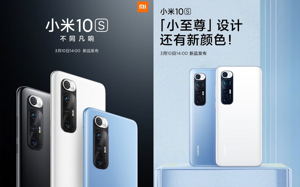 Copia de Xiaomi mi 10s