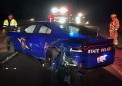 accident police tesla