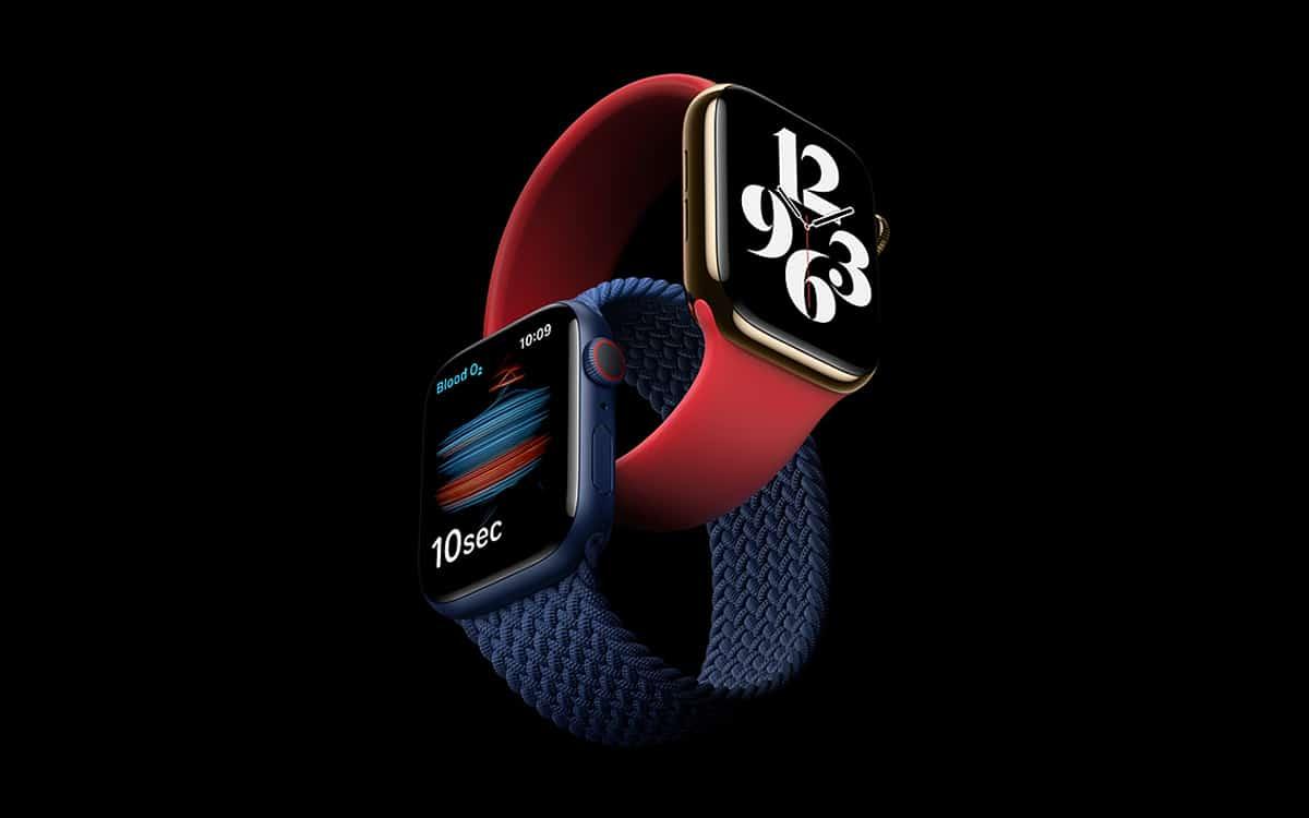 apple watch series six
