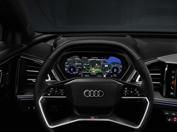 Audi Q4 intérieur