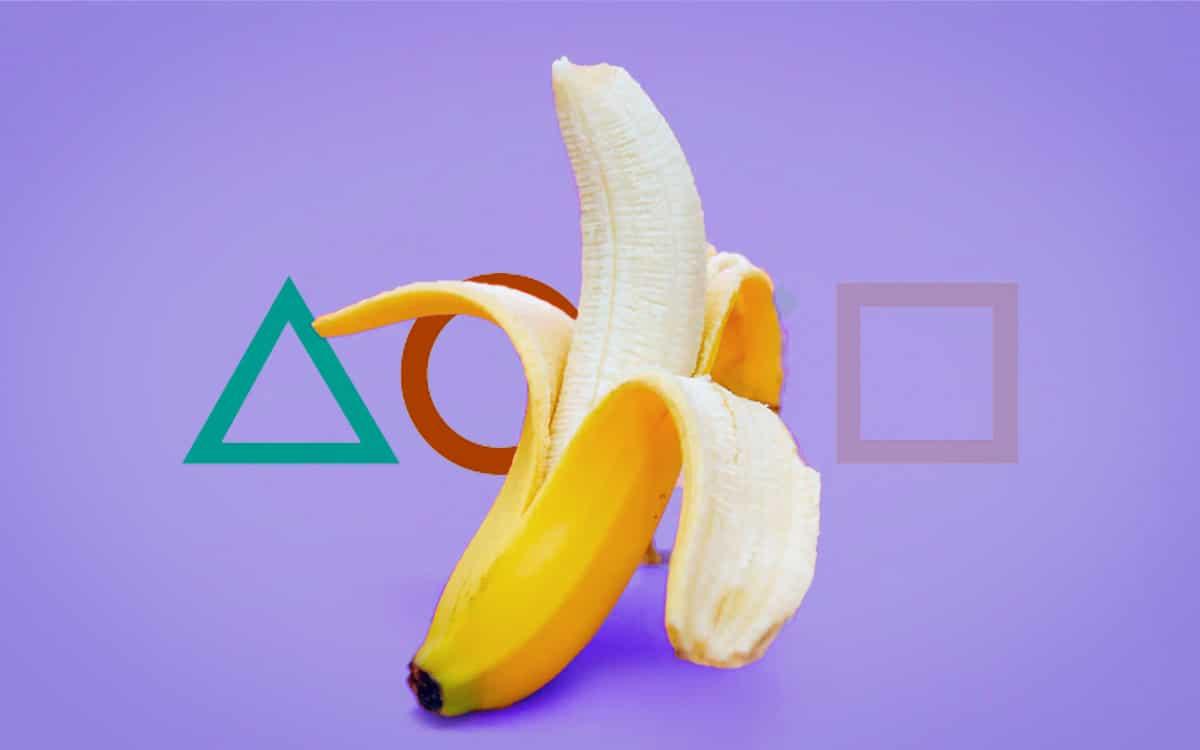 Banane PlayStation