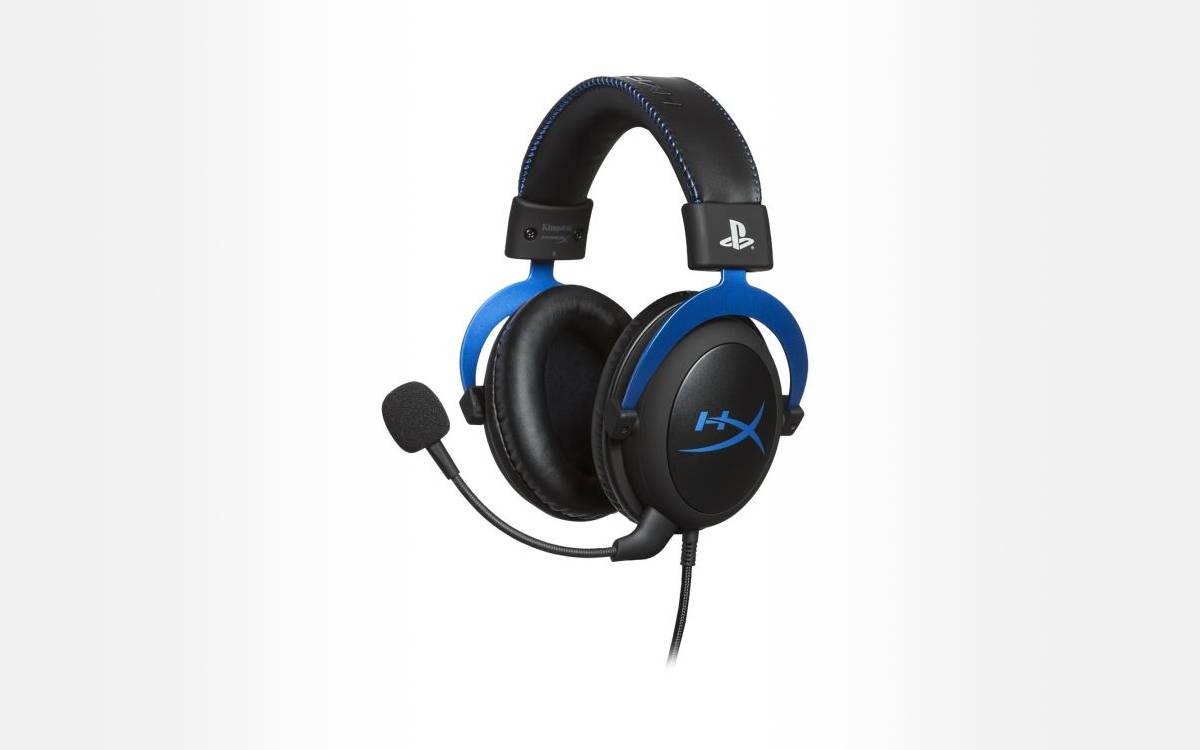 casque Gaming HyperX Cloud pas cher