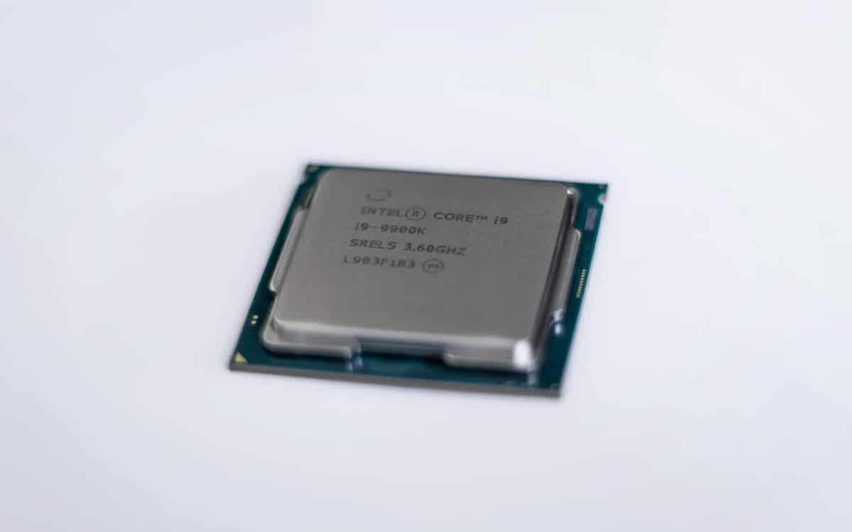 Chrome CPU Obsolète