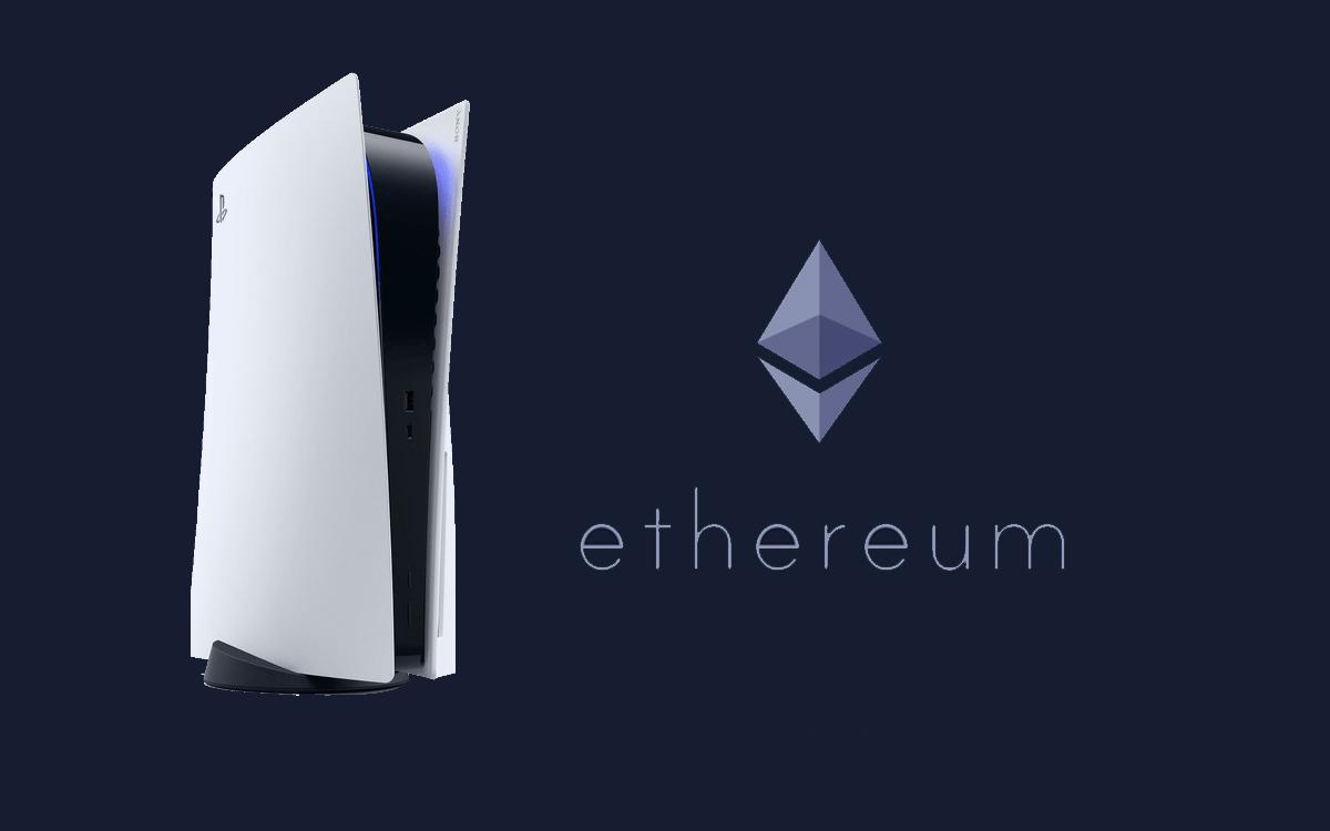 ps5 ethereum