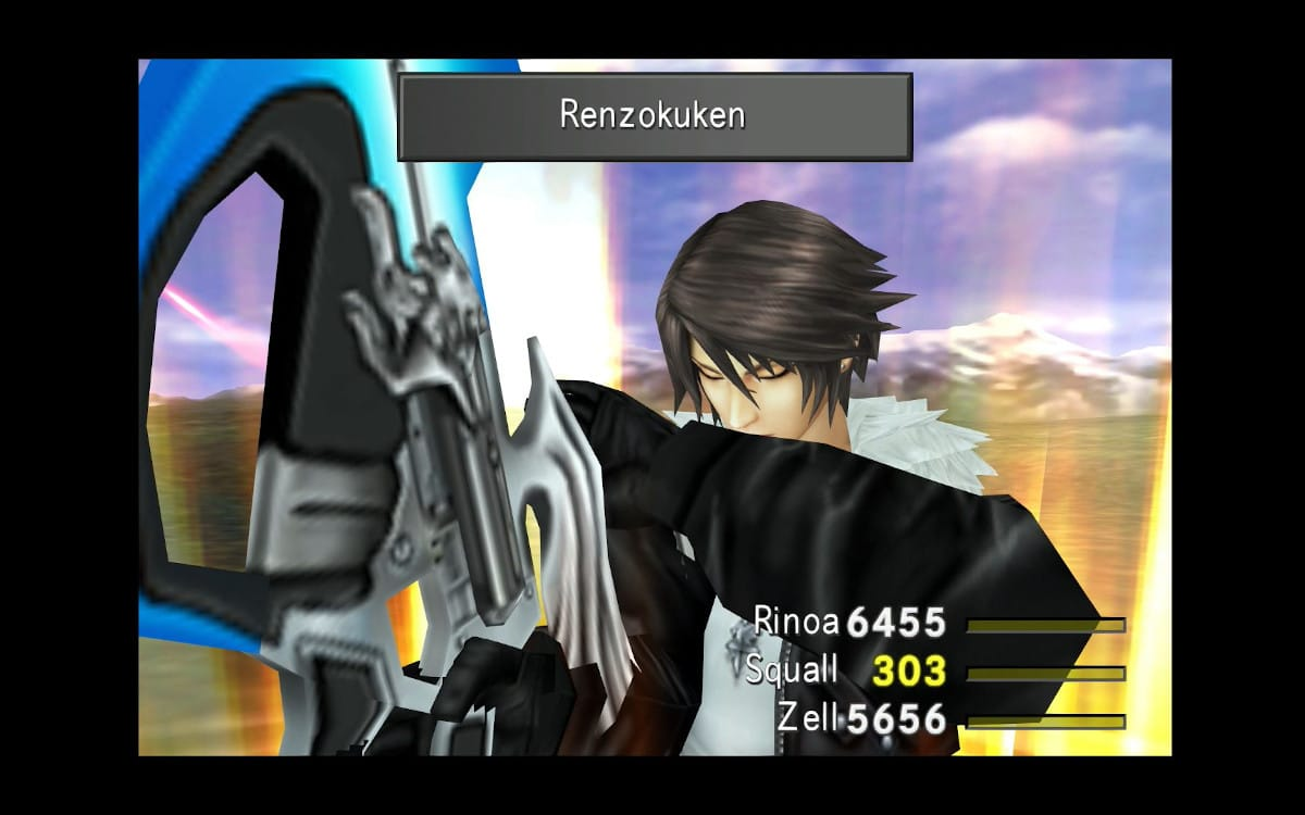 final fantasy viii remastered ios android