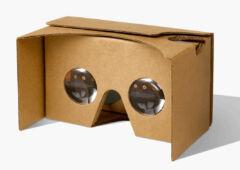 google cardboard clap fin