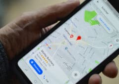 google maps trajet ecolo 3