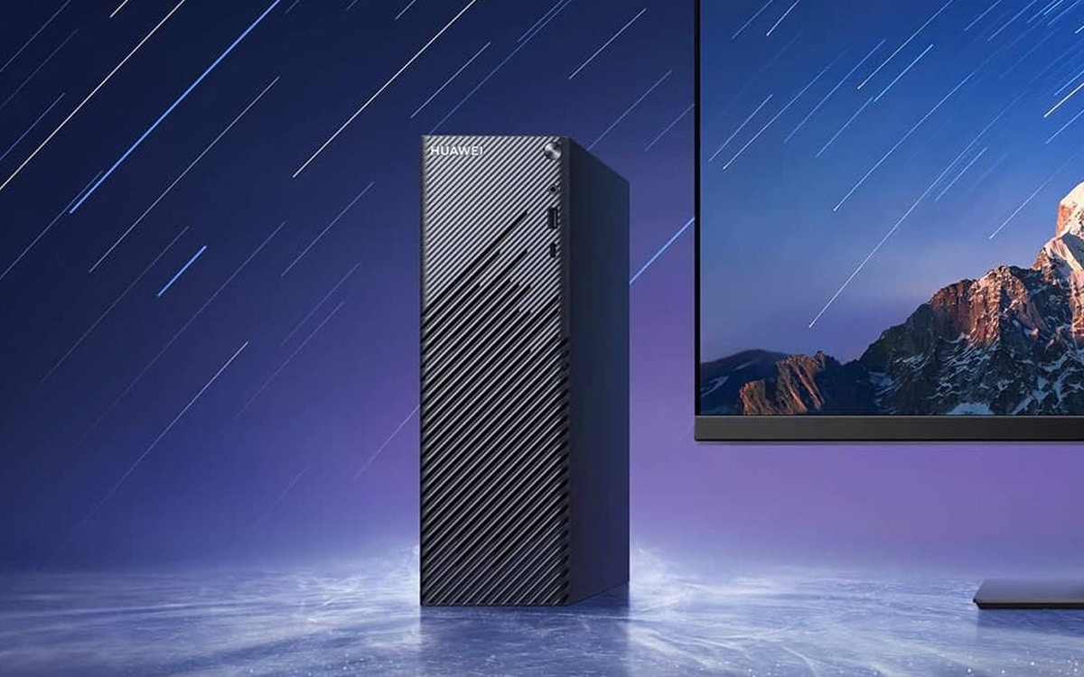 huawei mate station s - Mate Station S: Huawei's first desktop PC arrives in France in June 2021