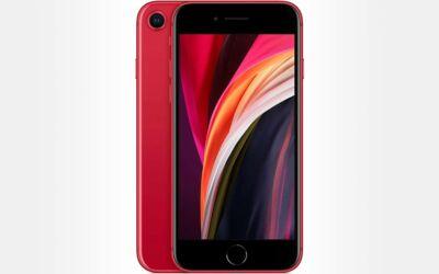 iPhone SE en promotion