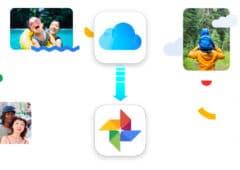 icloud google photos