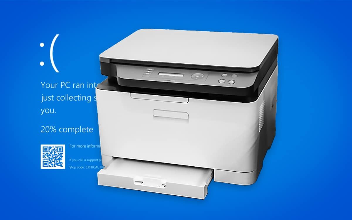 Windows 10 : la dernière mise à jour casse les drivers de certaines imprimantes - PhonAndroid