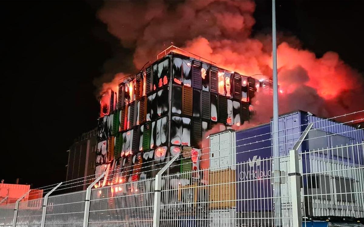 OVH Incendie