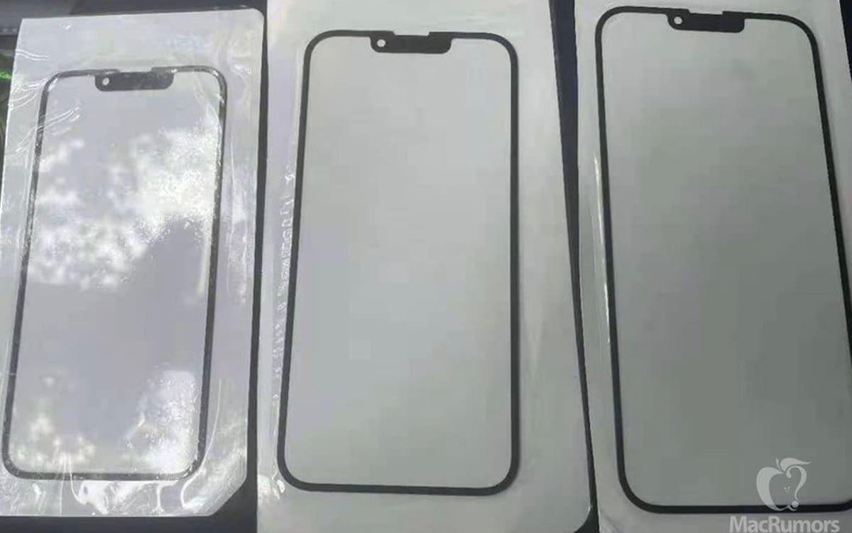 iPhone 13 encoche réduite photo volée