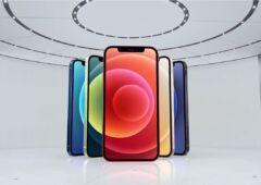 iphone douze coloris