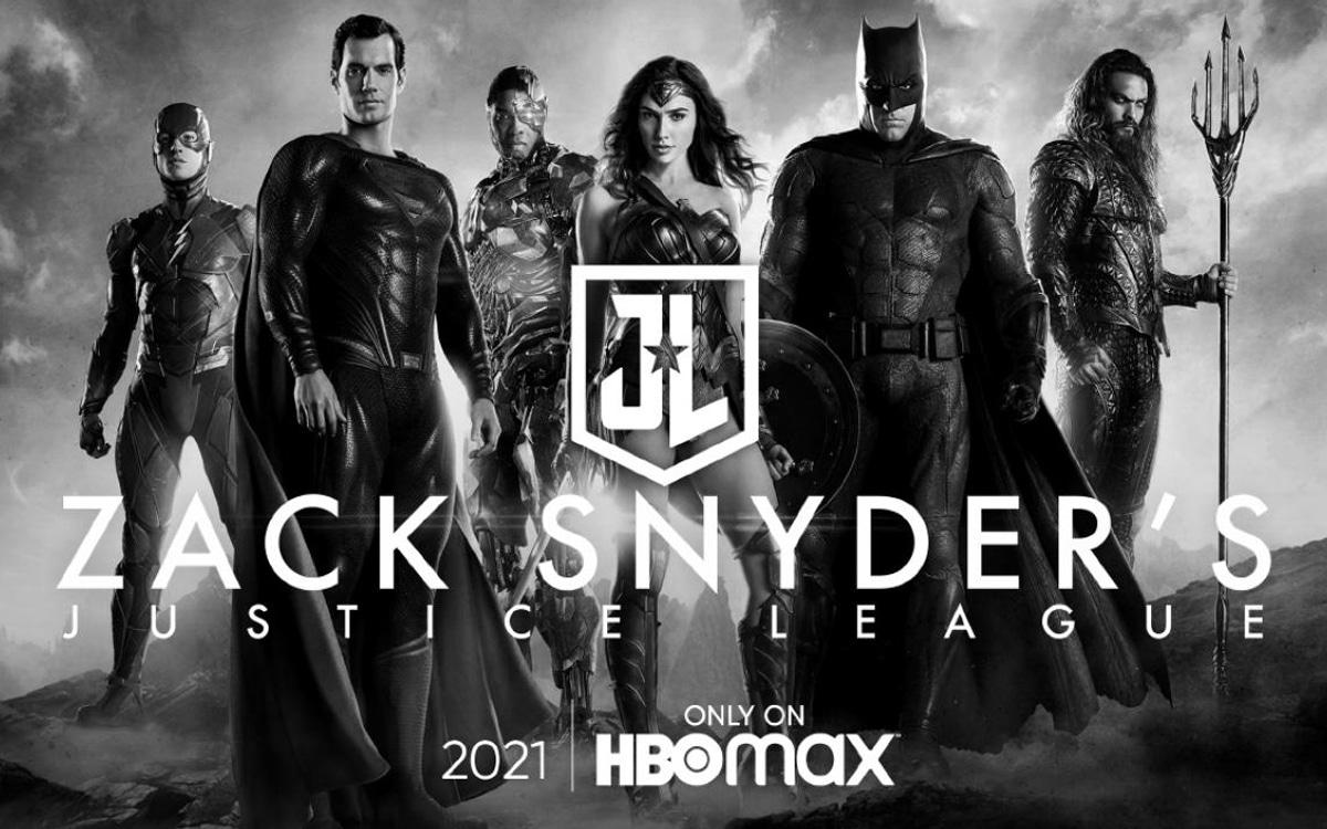 justice league snyder cut copie