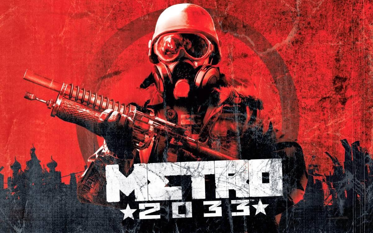 Metro 2033 gratuit sur Steam
