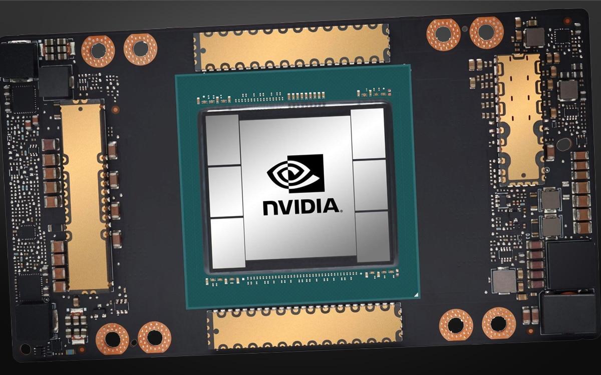 mvidia GPU Ampere A100 GA100