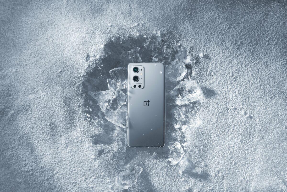 OnePlus 9 ca[teirs [jptp