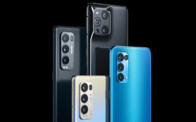 oppo find x3 series officiel