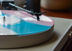 platine disque vinyle