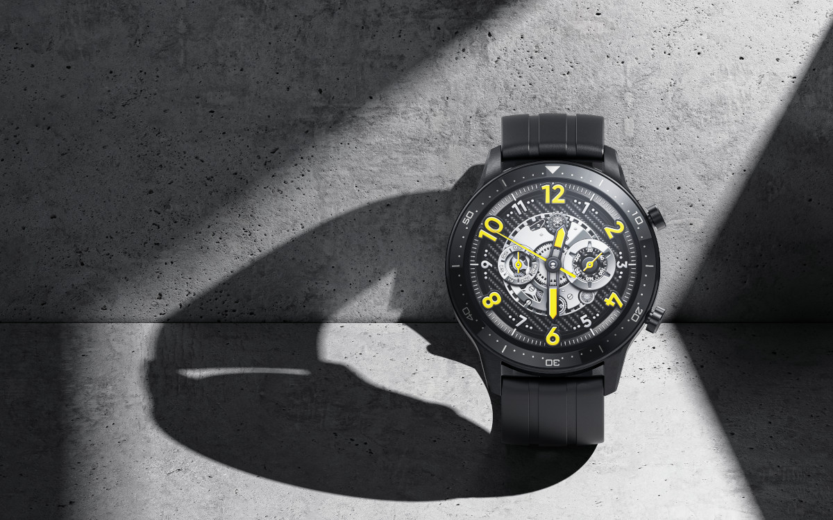 realme watch s pro officiel 1