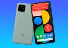 smartphone pixel 5