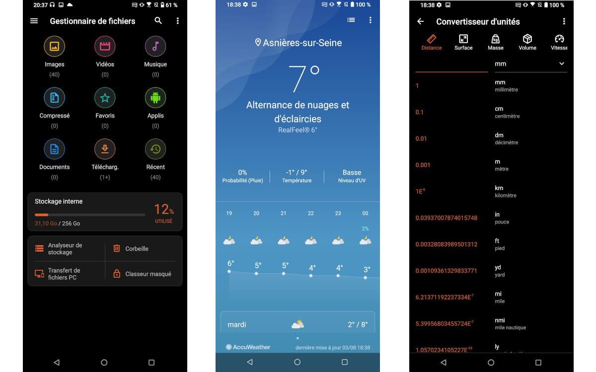 test asus rog phone 5 interface 5