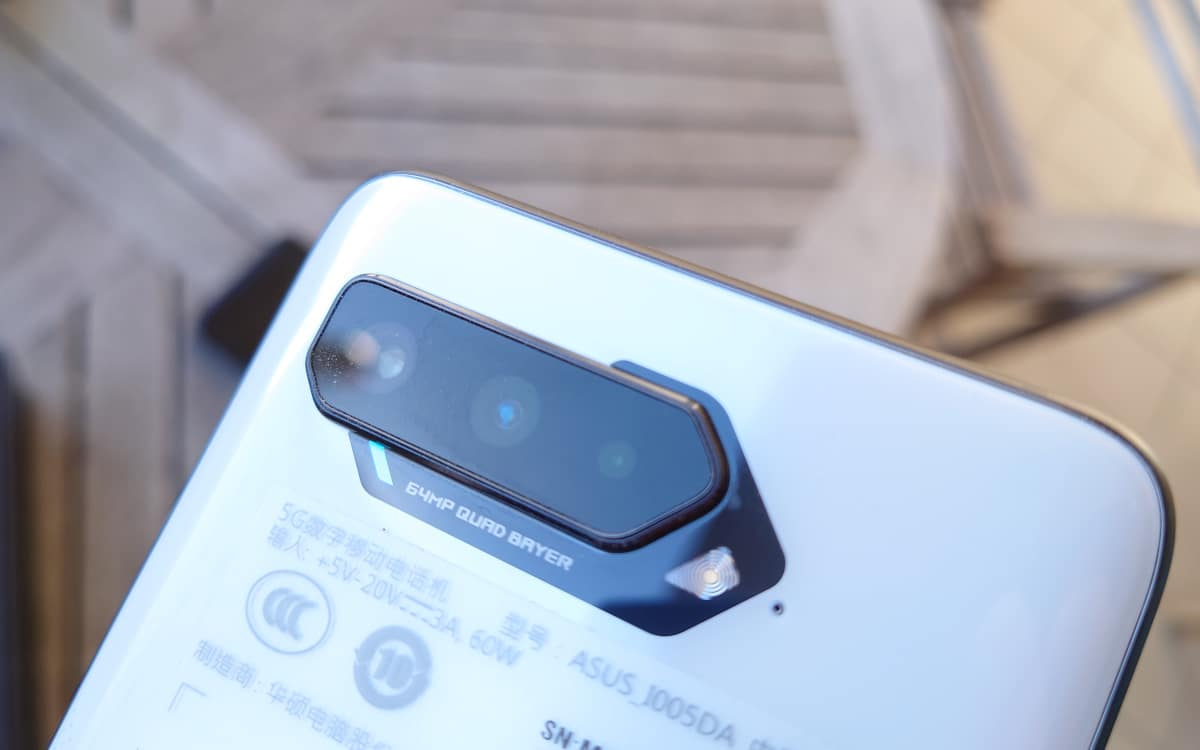 test asus rog phone 5 photo 1