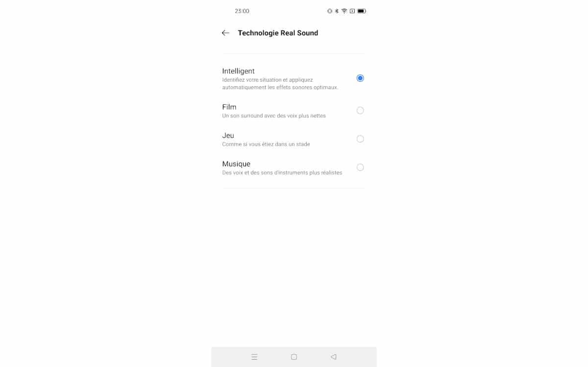test realme 8 pro audio 3