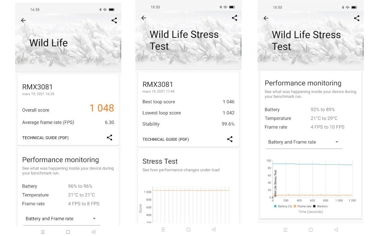 test realme 8 pro performance 3