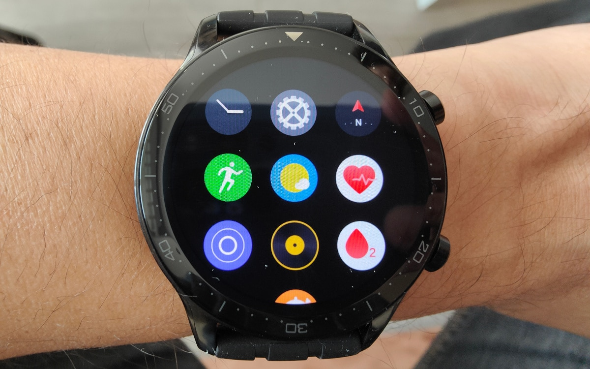 test realme watch s pro