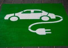 voitures electriques vertes