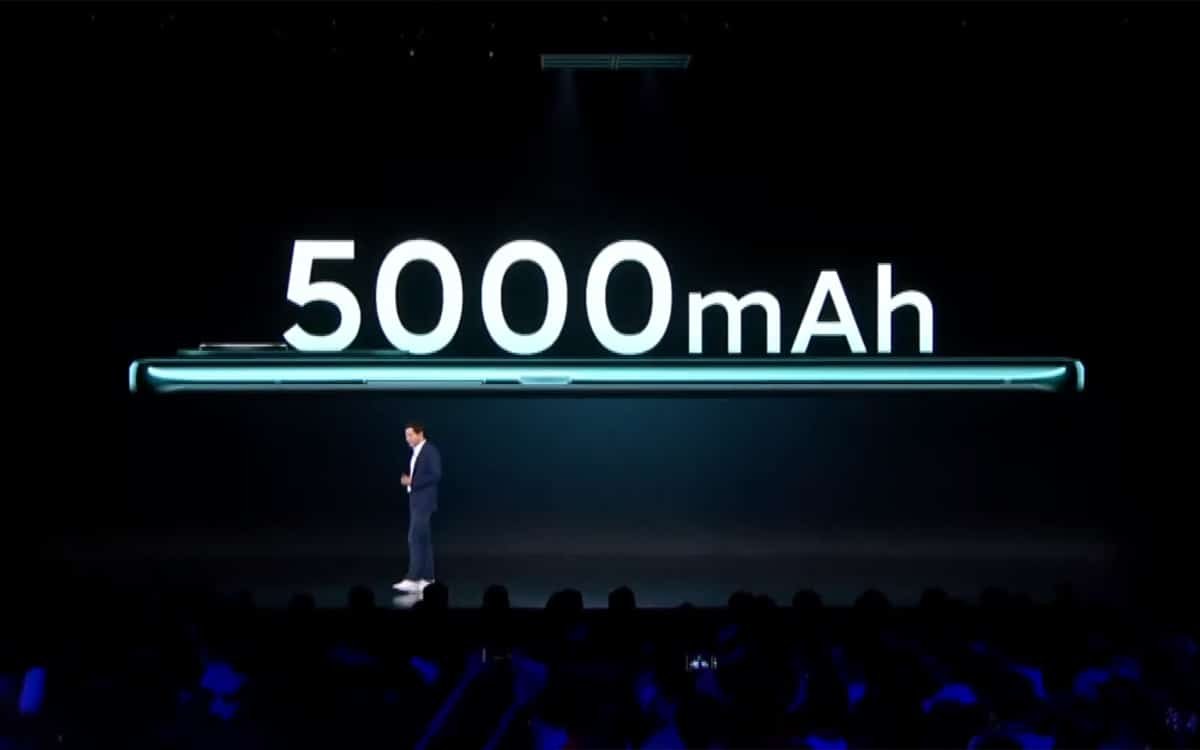 xiaomi mi pro batterie - Xiaomi Mi 11 Pro official: a promising smartphone ... which will never arrive in France