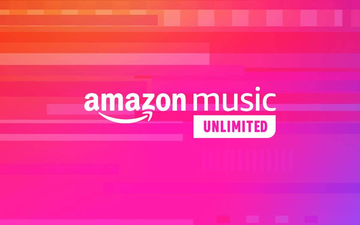 Amazon Music Unlimited gratuit